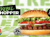 Burger King, anche in Italia il Rebel Whopper