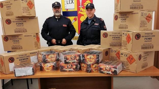 botti, polizia, Palermo, Cronaca
