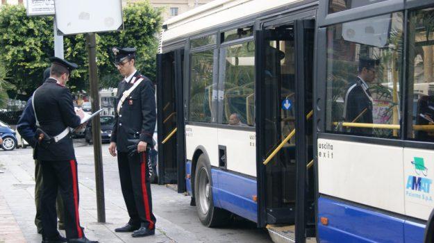borseggiatori, carabinieri, furti, Palermo, Cronaca