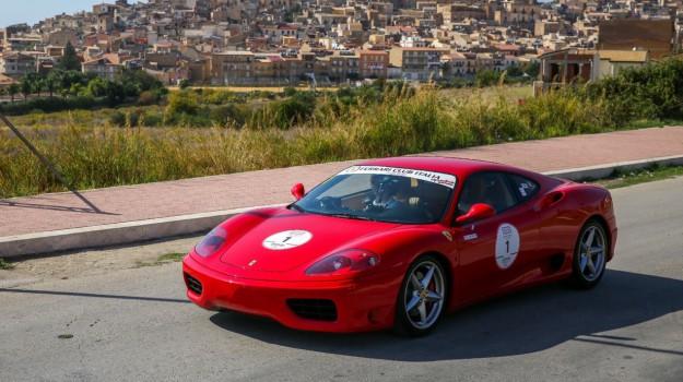 Ferrari, Angelo Pizzuto, Palermo, Sport