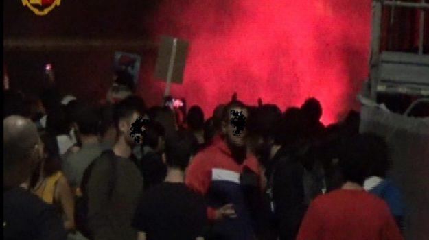 protesta, Catania, Cronaca