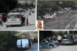 """Gela, gettano rifiuti per strada: un video """"incastra"""" 23 incivili"""