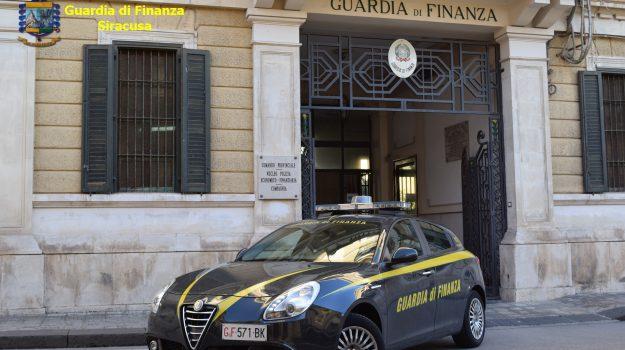 evasione fiscale, guardia di finanza, Palermo, Siracusa, Cronaca