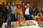 Grande festa a Giarre per il centenario di nonna Ida