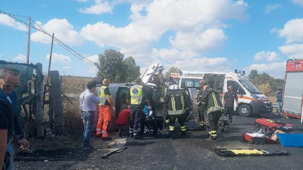 incidenti stradali, Agrigento, Cronaca