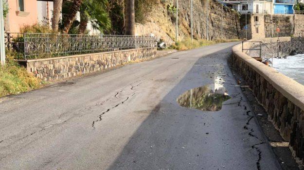 lipari, Maltempo, Messina, Cronaca