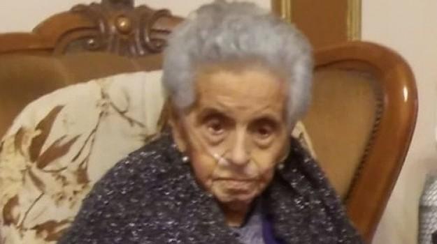 """Morta la """"nonnina"""" di Scicli, aveva appena compiuto 106 anni"""