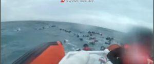 Naufragio a Lampedusa, recuperati altri cinque cadaveri