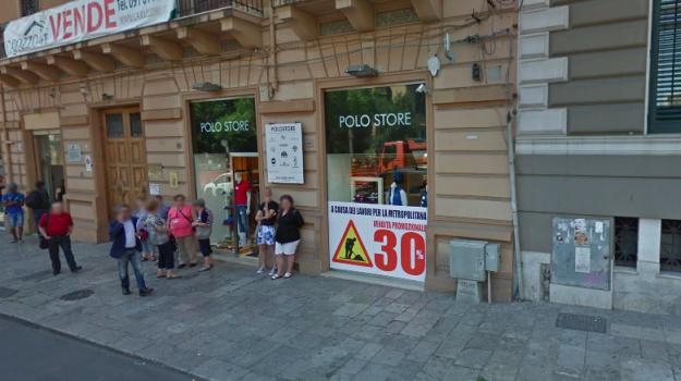 furto, spaccata, Palermo, Cronaca