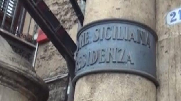 regione siciliana, Sicilia, Politica