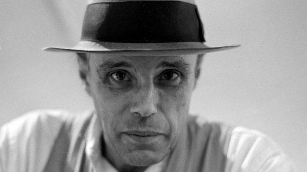 ambiente, Joseph Beuys, Siracusa, Cultura