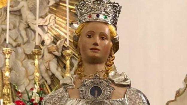fede, santa lucia, Catania, Cultura