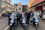 Santa Teresa di Riva, nuovi scooter per la municipale