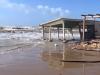 Maltempo, si contano i danni: devastata ad Agrigento la spiaggia di San Leone
