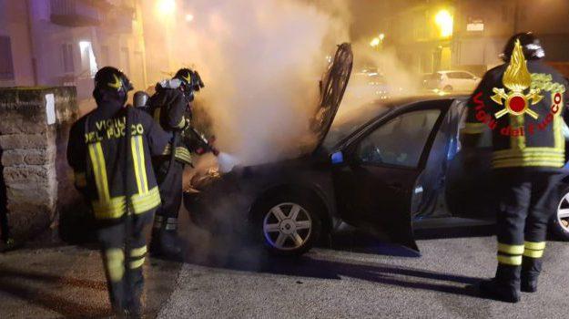 incendio, Siracusa, Cronaca