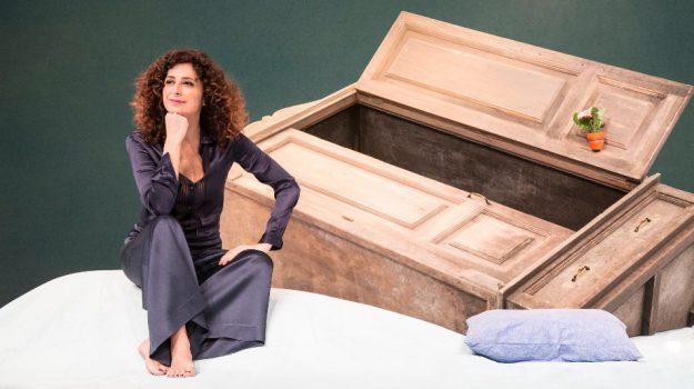 eventi, teatro, Teresa Mannino, Palermo, Cultura