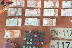 Troina: in una stalla trovate munizioni, targhe rubate e 55 mila euro