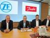 ZF e Danfoss JV per migliorare efficienza veicoli elettrici