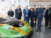 La presidente del Senato Maria Elisabetta Alberti Casellati in visita alla Lamborghini