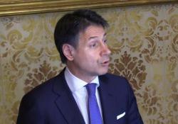 Alitalia, Conte: «Evitiamo il salvataggio con qualche toppa» Il premier da Milano sulla trattativa per la compagnia aerea - Ansa