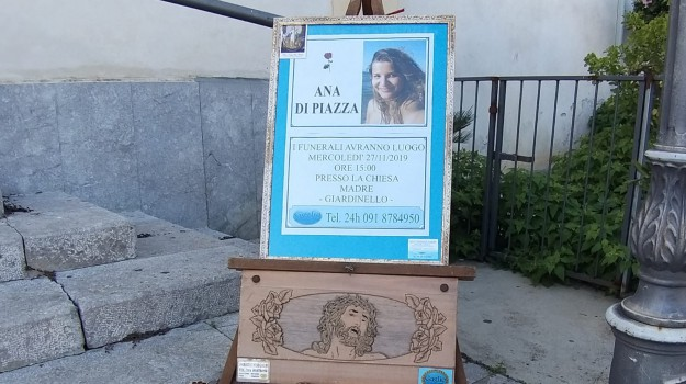 omicidio, Ana Maria Di Piazza, Palermo, Cronaca