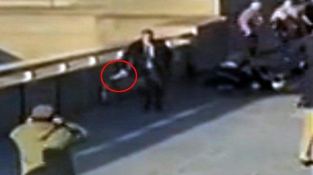 terrorismo, Usman Khan, Sicilia, Mondo