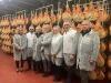 Imprese:Cavandoli e Alberini visitano stabilimento Ferrarini