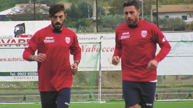 canicattì, Agrigento, Calcio
