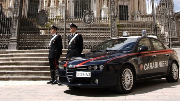 carabinieri, Ragusa, Cronaca