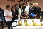 Sant'Angelo di Brolo: festa per i 100 anni della signora Aurelia