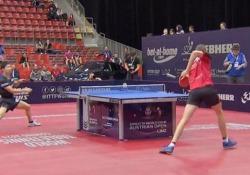 Che riflessi. L'asso del ping pong sbalordisce con questi due colpi Liam Pitchford mostra tutta la sua classe all'ITTF World Tour Platinum Austrian Open - CorriereTV