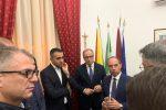 """Di Maio in Sicilia, il sindaco di Noto: """"Stop alle tasse per le aziende colpite dal maltempo"""""""