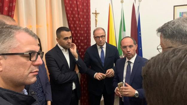 Maltempo, tasse, Corrado Bonfanti, Luigi Di Maio, Siracusa, Politica