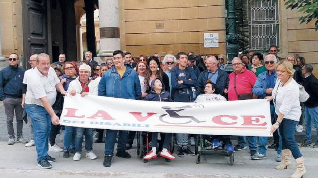 disabilità, Caltanissetta, Cronaca