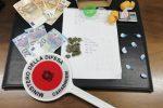Scicli, marijuana e cocaina nascosti in ovetti di plastica: arrestato 32enne