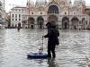 Lacqua alta record  a Venezia nel novembre 2019