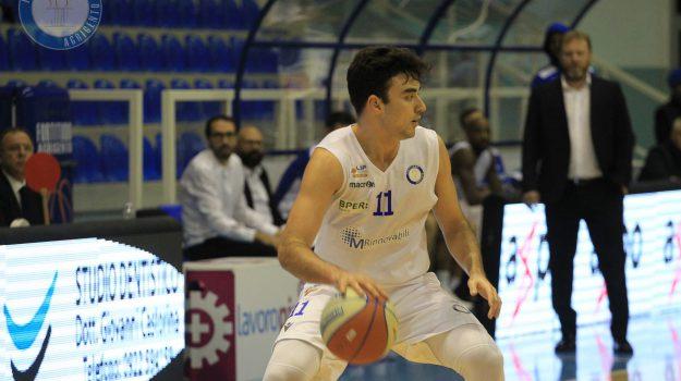 basket, fortitudo agrigento, Edoardo Fontana, Agrigento, Sport