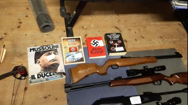 nazismo, Enna, Cronaca