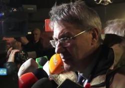 Ex Ilva, Landini dopo l'incontro con Mattarella: «È il momento della responsabilità» Incontro Mattarella e sindacati su Ex Ilva, Landini (Cgil): «AncelorMittal deve fare un passo indietro» - AGTW