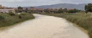 Chiazza di liquami nel fiume Salso a Licata: scatta l'allarme inquinamento