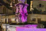 Giornata Mondiale dei bimbi prematuri, anche Noto si illumina di viola
