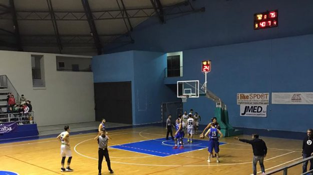 basket, Messina, Sport