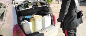 Ruba carburante dagli autobus Ast, un arresto a Ramacca