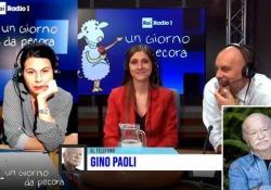 Governo, Gino Paoli: «Ci sono dilettanti allo sbaraglio»  Il cantautore ospite a «Un giorno da pecora»: «Di Maio? Le disgrazie non vengono mai sole» - Corriere Tv