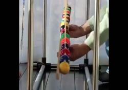 La danza delle palline  - Corriere Tv