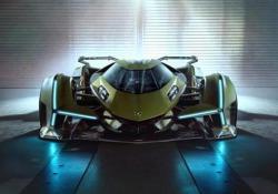 La strabiliante Lamborghini che si potrà guidare solo nel mondo dei videogames La casa di Sant'Agata ha presentato la Lambo V12 Vision Gran Turismo - CorriereTV