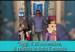 Lapo Elkann: «Io ex bimbo  abusato voglio  aiutare i bambini meno fortunati di me» Il video di Lapo Elkann nella giornata mondiale dell'infanzia e dell'adolescenza - Corriere Tv