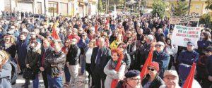 """Troina, in piazza per dire """"no"""" alla mafia dei pascoli"""