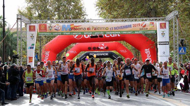 maratona, Palermo, Sport