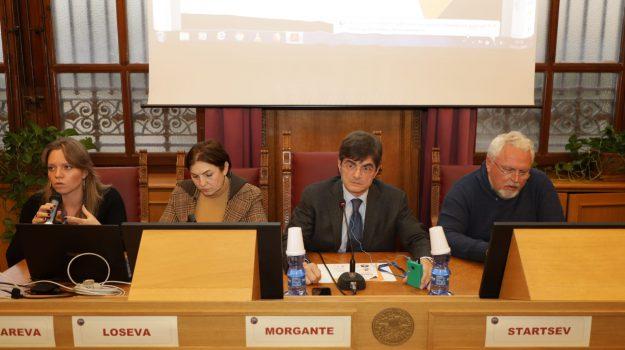 giornalismo, Messina, Società